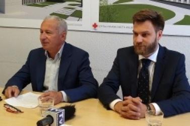 Grzegorz Sieńczewski o wizji rozwoju szpitala