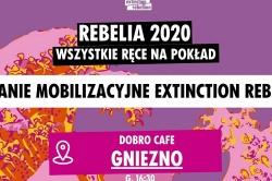 Extinction Rebellion: Spotkanie Mobilizacyjne w Gnieźnie