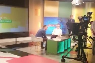 Kryminalna historia Gniezna w TVP Poznań