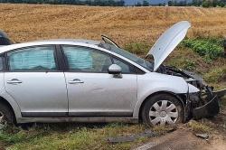 Wypadek w Pawłowie Skockim! Na miejsce wysłano służby ratunkowe z dwóch powiatów!