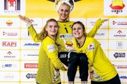Sukces w negocjacjach kontraktowych z ubiegłoroczną liderką zespołu, trzecią zawodniczką klasyfikacji strzelczyń grupy B. Karolina Kasprowiak z nowym kontraktem