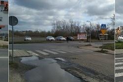 Zamknięcie ulicy Okulickiego