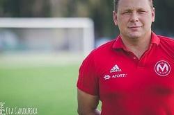 Mariusz Bekas odchodzi z MKS Mieszko Gniezno