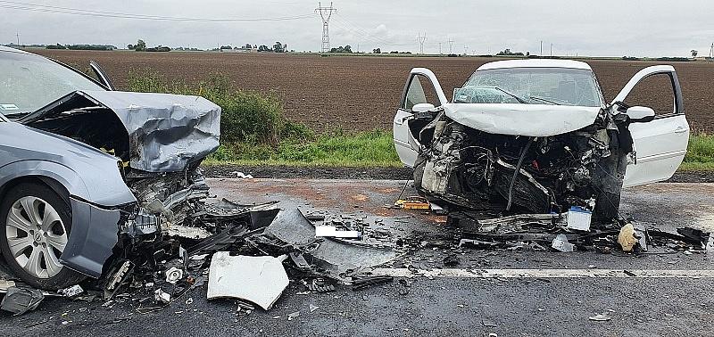Wypadek w Czeluścinie jednak tragiczny! Nie żyje 28-latek