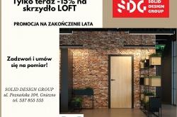 Szalone promocje na zakończenie lata w Solid Design Group
