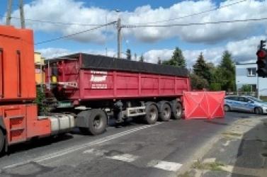 Tragiczny wypadek na skrzyżowaniu ul. Wolności i Witkowskiej w Gnieźnie