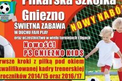 Nowy nabór PS Gniezno Kids już od września!