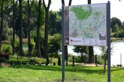W powiecie gnieźnieńskim stanęło 11 tablic informacyjnych o szlakach rowerowych