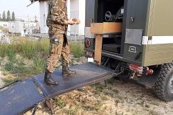 Kolejny pocisk artyleryjski znaleziony na budowie