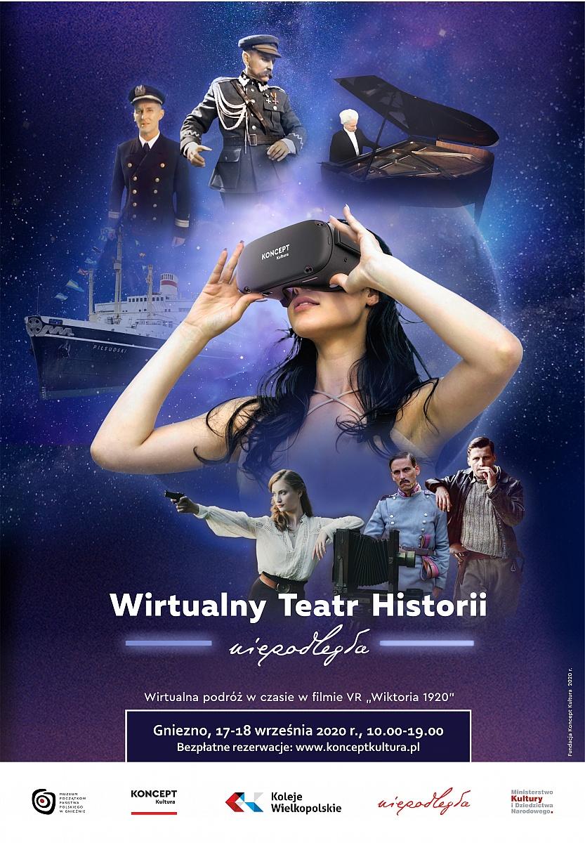 Wirtualny Teatr Historii w Gnieźnie