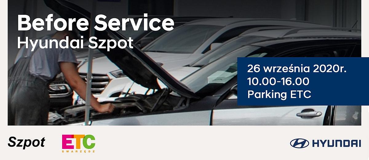 Before Service - akcja firmy Szpot dla wszystkich kierowców!