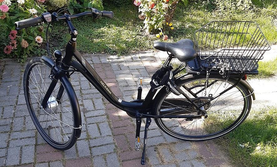 Ukradł 83-latkowi rower elektryczny! Policja namierzyła go w 2 godziny!