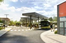 Rusza budowa Zintegrowanego Centrum Przesiadkowego - ważne zmiany dla kierowców
