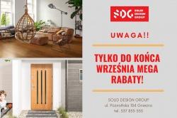 Mega rabaty w salonach Solid Design Group!