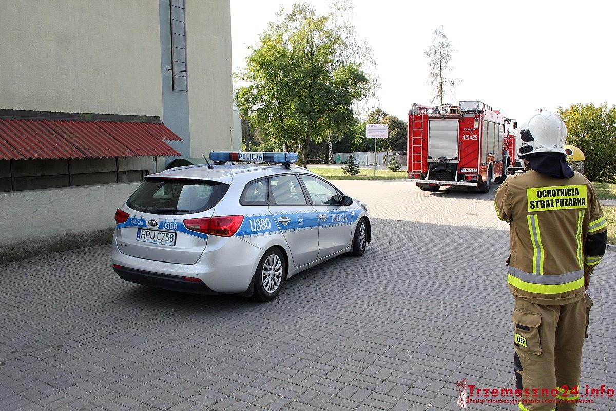 Fałszywe alarmy bombowe w Kruchowie, Trzemesznie i Gnieźnie!