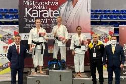 Wiktoria Łuczyńska Mistrzynią Polski