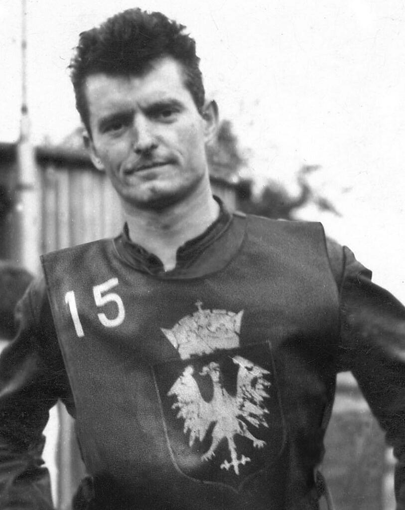 Nie żyje legenda gnieźnieńskiego żużla - Andrzej Pogorzelski