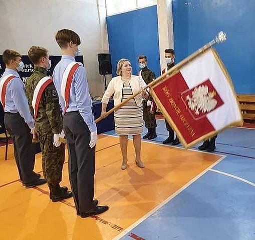 Dzień Patrona Zespołu Szkół Technicznych w Gnieźnie