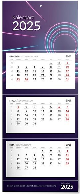 Czym wyróżniają się dobre kalendarze trójdzielne? O tych cechach powinieneś pamiętać