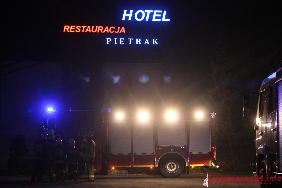 Bomba w Hotelu Pietrak! Ewakuowano gości i personel