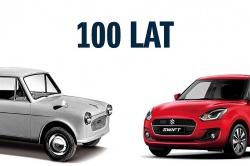 100 lat niezawodności i solidności. Marka Suzuki obchodzi 100-lecie istnienia