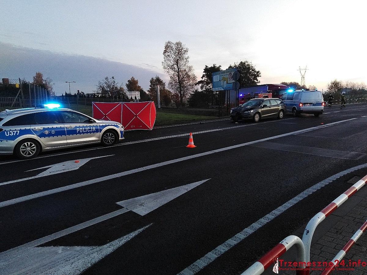 Policja szuka świadków tragicznego wypadku
