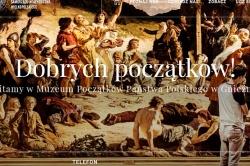 Jeszcze więcej Muzeum Początków Państwa Polskiego w internecie