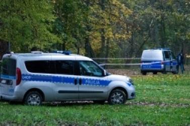 Napad w Parku Miejskim! Na miejscu kilka radiowozów Policji, karetka i pies tropiący!