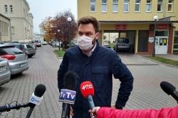 Gnieźnieński szpital na pełnych obrotach! Pomaga wojsko i Straż Miejska