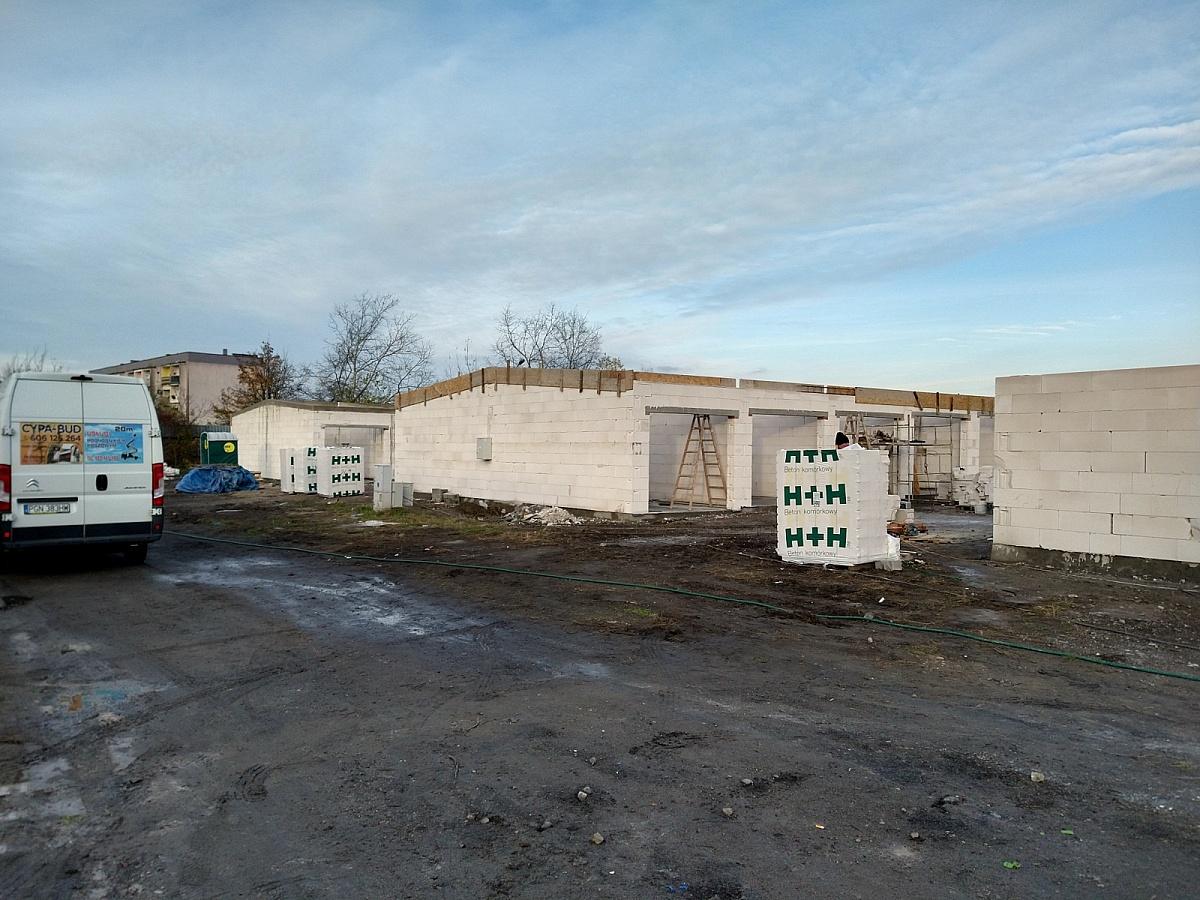 Nowe garaże przy ul. Laubitza! Sprzedaż ruszy na początku 2021 roku