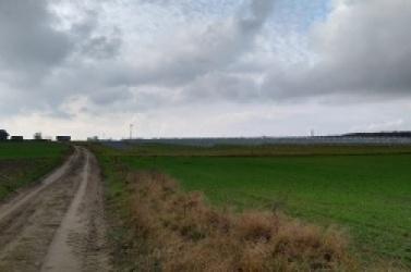 W Wierzbiczanach powstaje elektrownia fotowoltaiczna