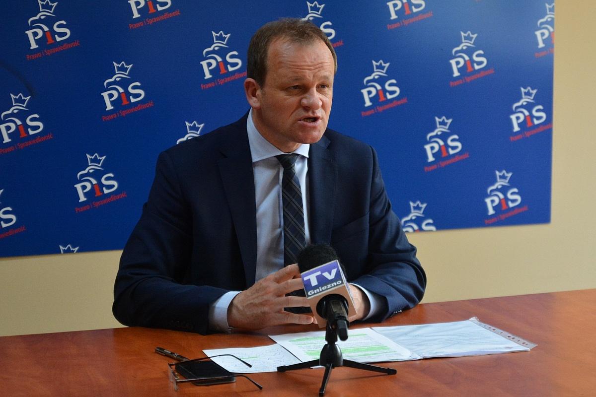 Czy poseł Zbigniew Dolata odejdzie z PiS-u?
