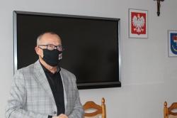 Burmistrz Kłecka w szpitalu! Jest zakażony koronawirusem