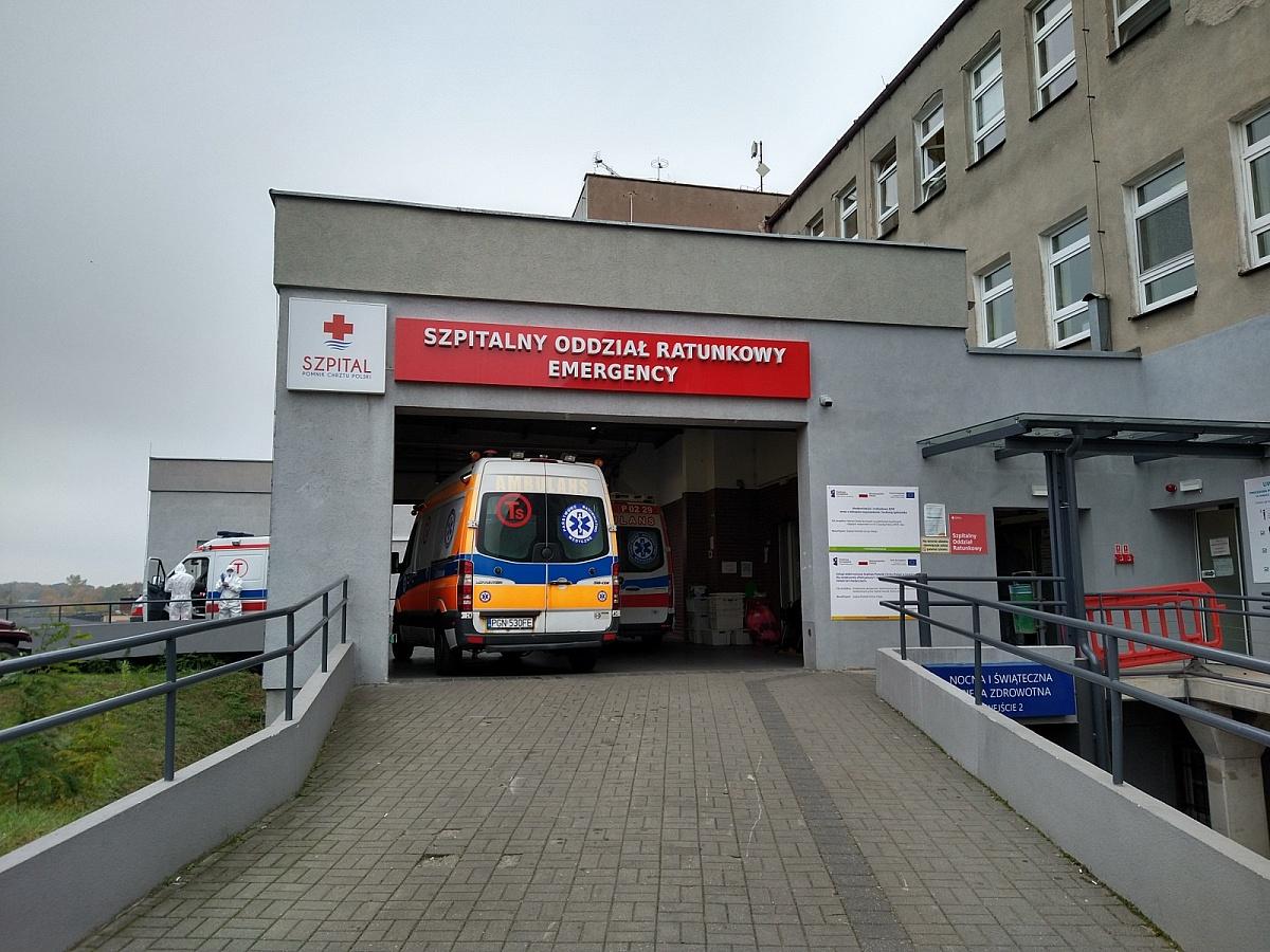 Dodatkowe pomieszczenie rozwiązało problem przepełnionej szpitalnej kostnicy