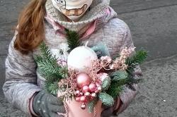 Mieszkańcy szukali Samotnych Mikołajkowych FlowerBox'ów!