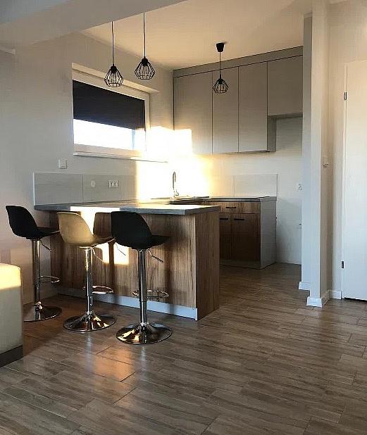 Wynajmę nowe, dwupoziomowe mieszkanie