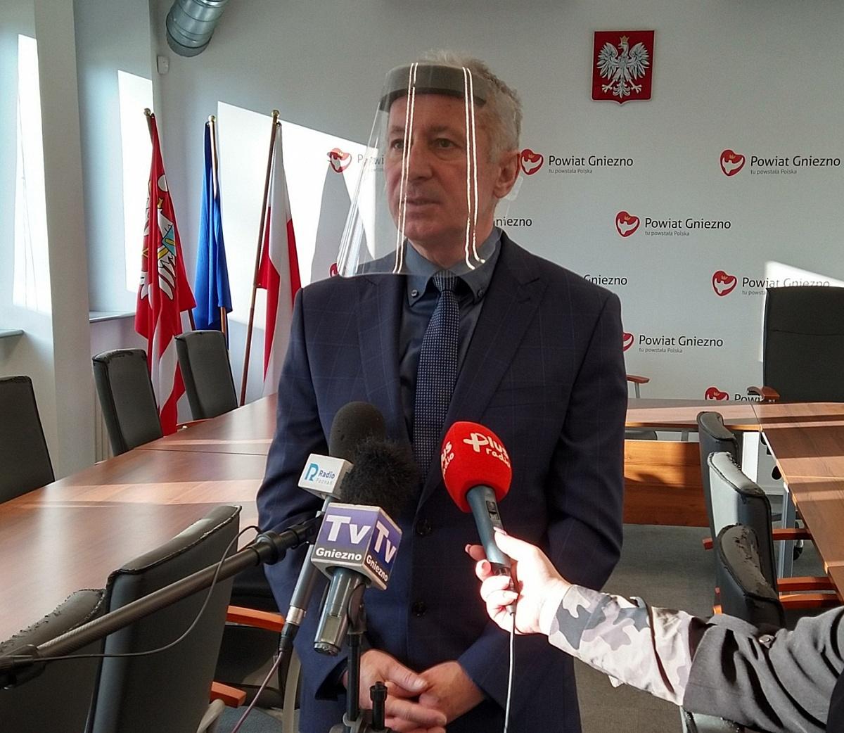 Starosta pisze do posła. Czy Zbigniew Dolata wpłynie na zmianę prawa?