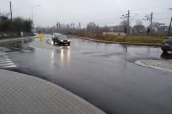 PZD zakończył przebudowę ul. Cienistej w Gnieźnie