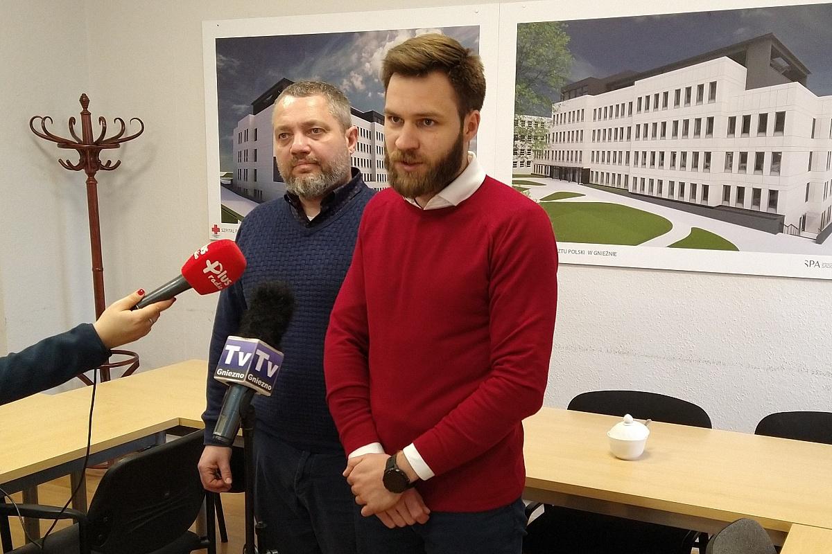Rusza program szczepień w gnieźnieńskim szpitalu