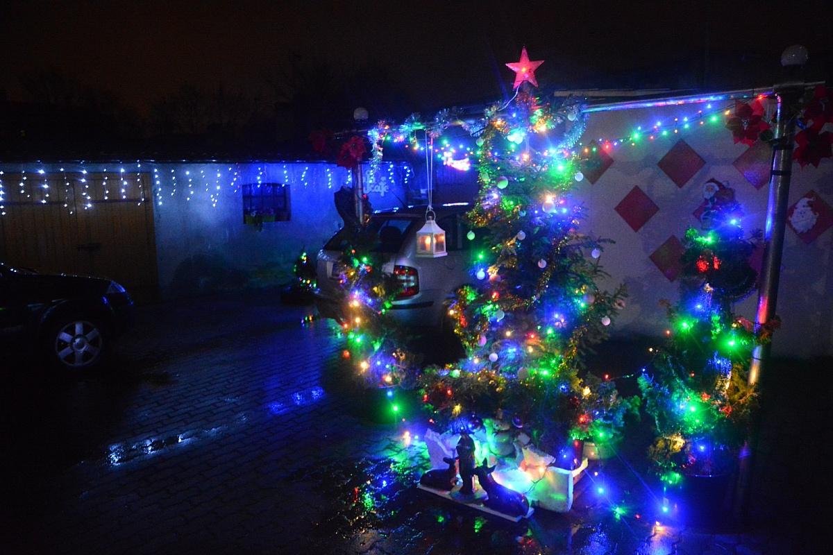 Świąteczna tradycja mieszkańców ul. Św. Wawrzyńca