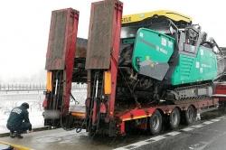 Nie tylko za ciężka maszyna do asfaltu