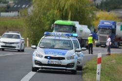 126 wykroczeń i 2 zatrzymane prawa jazdy! Policjanci podsumowali weekendową akcję
