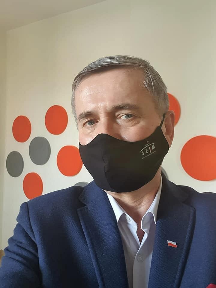 Poseł Tomaszewski zaprzecza słowom posła Dolaty! Kto ma rację?