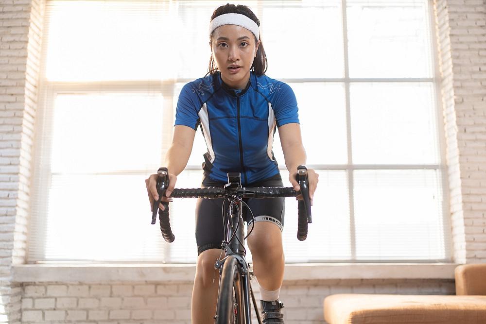 Trenażer rowerowy Tacx - treningi kolarskie w domu