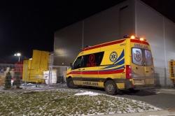 Wypadek w Galerii Piastovej! Kobieta została przygnieciona przez wózek koszowy