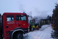 Pożar w Gurówku
