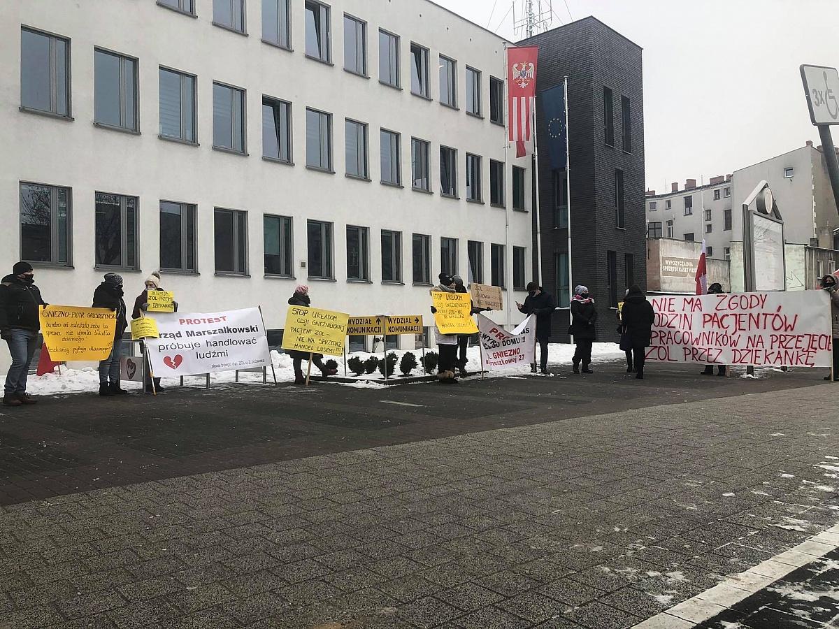 Osiągnięto kompromis a ZOL nadal protestuje! Czy chodzi o pieniądze?