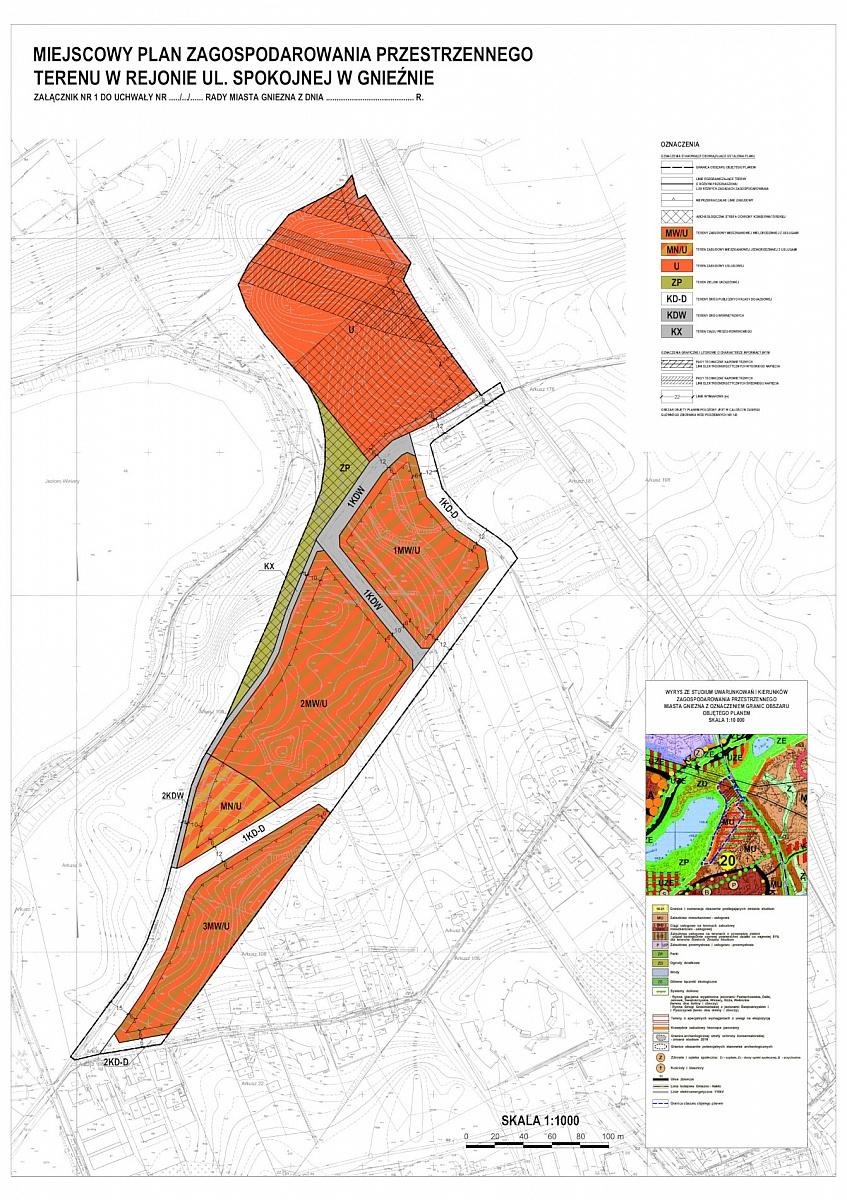 Sprzeciw mieszkańców wobec planu budowy bloków przy Jeziorze Winiary!