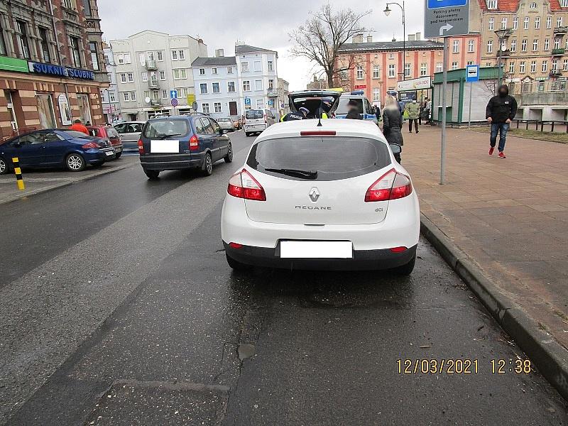 Kolejny kierowca stracił prawo jazdy za potrącenie pieszego