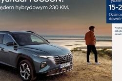 Tydzień SUVów w salonach Hyundai Szpot